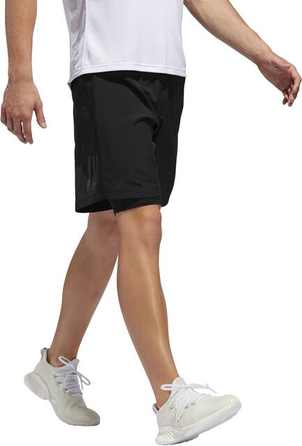 Adidas Aktiv Pantaloncini Running Uomo Black